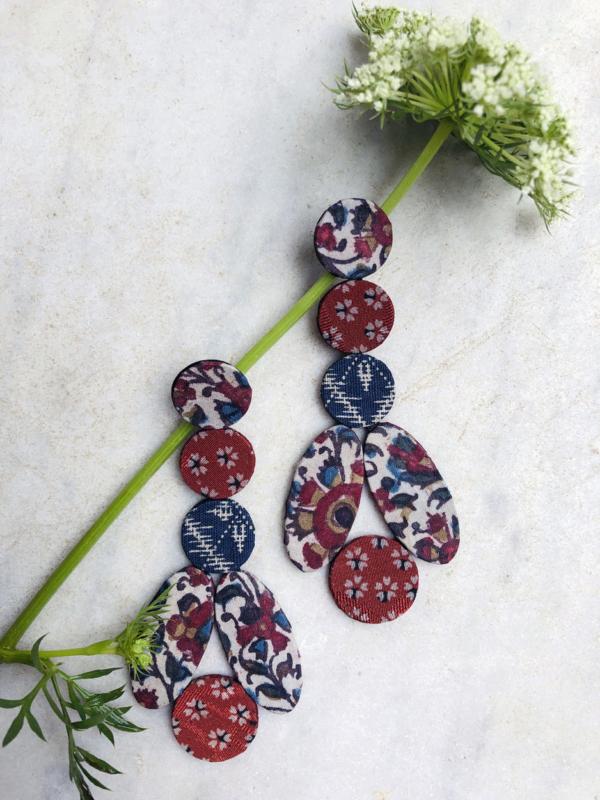 earrings-flowers-silk-jewelry-textile-handmade-valerie-hangel-creation