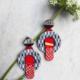 boucles-oreilles-saturne-kimono-cadeau-creation-atelier-bijoutier-fait-main-carouge-ganeve-Hangel