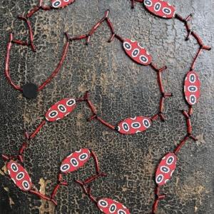 cactus-necklace-silk-kimono-necklace-carouge-hangel-galerie-h