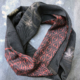 ccarf-silk-kimono-maple leaves-fashion-accessory-scarf-couture-winter-collection-Valerie-Hangel