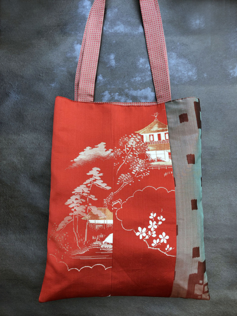 Sac-satin-rouge-textile-Carouge-artisanat-valerie-hangel