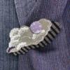 broche-textile-nuage-soie.piece-unique-soie-kimono-collection-papillon-creation-valerie-hangel-galerie-h-carouge