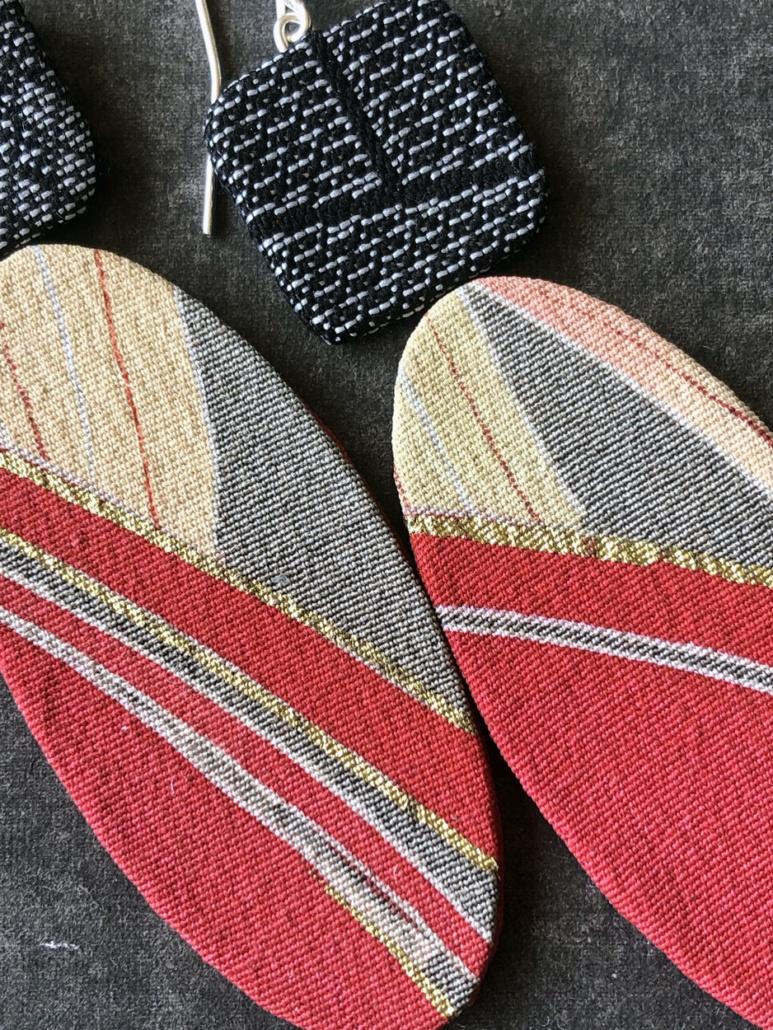 Boucles-oreilles-kimono-soie-mariage-cadeau-fait-main-carouge-geneve-Hangel
