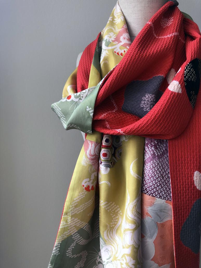 Foulard-soie-kimono-accessoires-mode-femme-Valerie-Hangel-Geneve