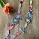 Textile-Jewelry-antique-kimono-necklace-handmade-craft-gallery-valerie-Hangel-galerie-h-Carouge-Geneva