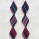 Boucles-oreilles-trio-triangle-soie-kimono-bijoux-contemporain-sur-mesure-Valerie-Hangel-Galerie-h-Carouge