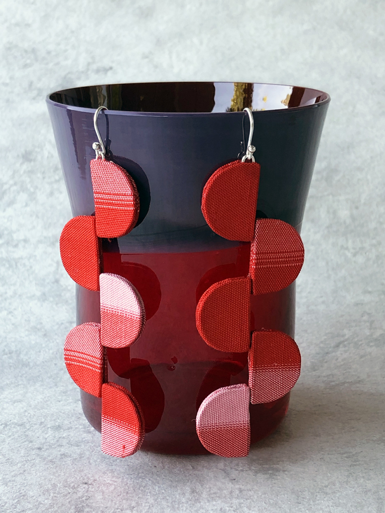 Earrings-gift-handmade-fashion-silk-kimono-jewelry-gift-unique-piece-valerie-Hangel-Geneva