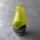 Fuwa-bouteille-verre-souffle-gres-sculpture-ceramique-contemporaine-geneve
