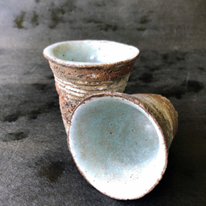 cup-coffee-plastic-fossil-sandstone-porcelain-enamel-ceramic-contemporary-art-galerie-h-yusuke-offhause-carouge