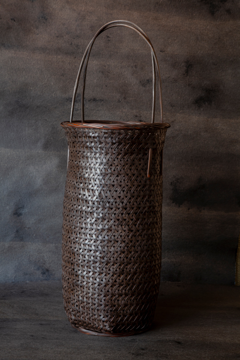Panier-Vase-Ikebana-Gelerie-h-Carouge