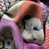 petite-écharpe-ballon-en-soie-kimono-empiecement-application-fait-main-valerie-hangel