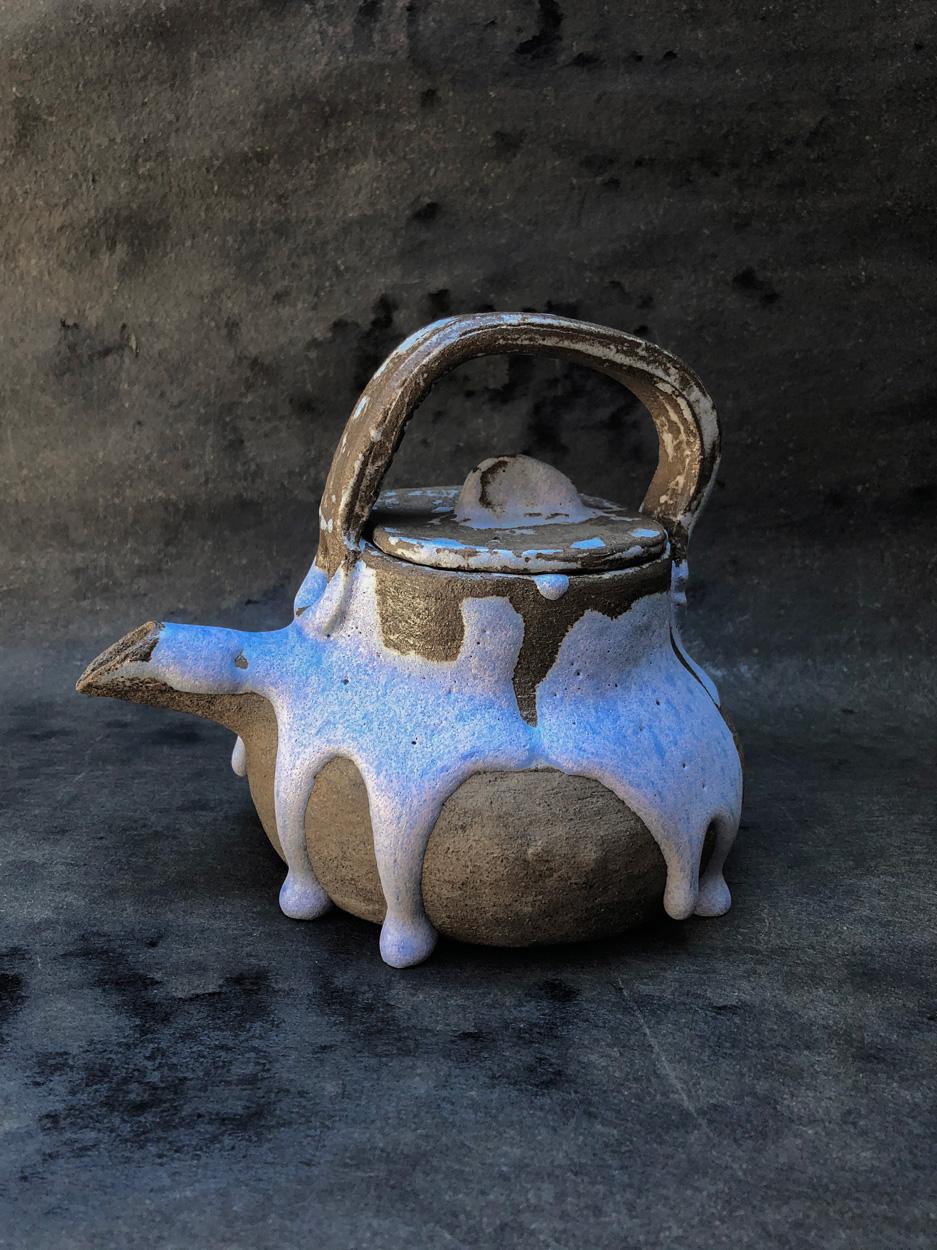 Tea-Pot-Ceramic-Yusuke-Offhause-Galerie-h-Geneva
