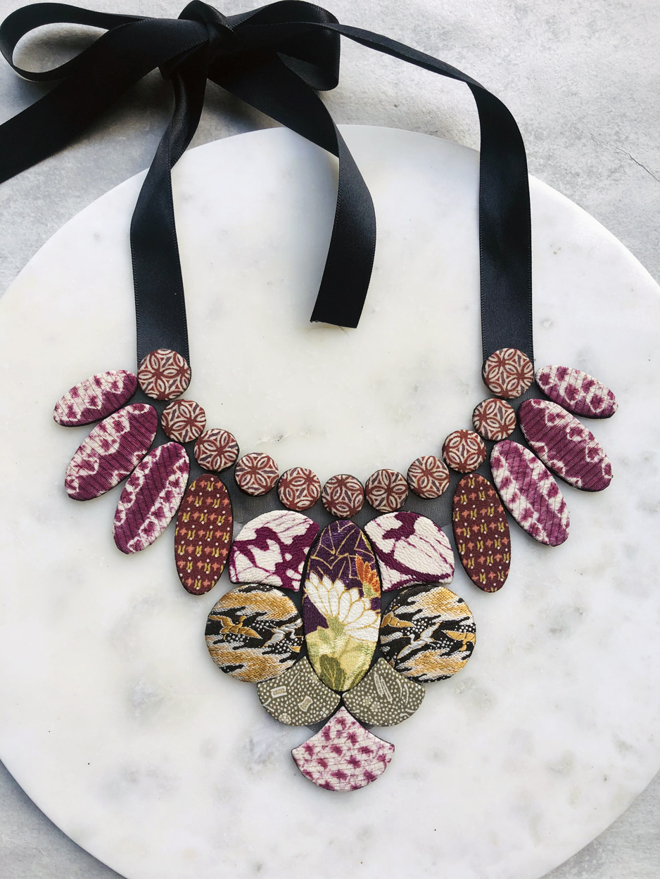 art-print-kimono-jewellery-jewel-old-textile-handmade-valerie-hangel-geneva