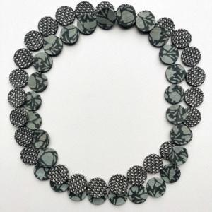 necklace-snow-flake-textile-jewellery-handmade-craft-geneva-carouge