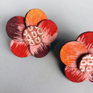 earrings-cherry-blossom-jewellery-kimono-vintage-designer-valerie-hangel-geneva