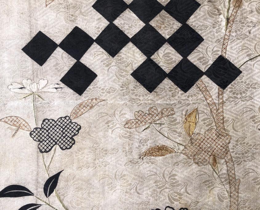 soie-kimono-ancien-collection-broderie-impression-shibori-galerie-h-textile