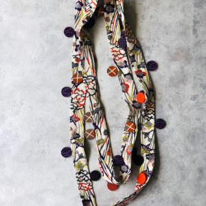 necklace-ribbon-flowers-patterns-silk-kimono-old-contemporary-jewellery-valerie-hangel-geneva