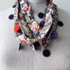 collier-ruban-fleuri-soie-kimono-ancien-recyclage-textile-fait-main-luxe-piece-unique-collection-bijoux-contemporains-hangel-geneve